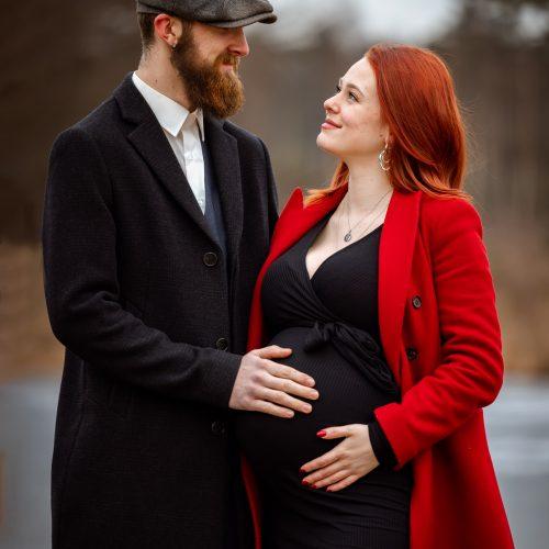 zwangerschapshooi